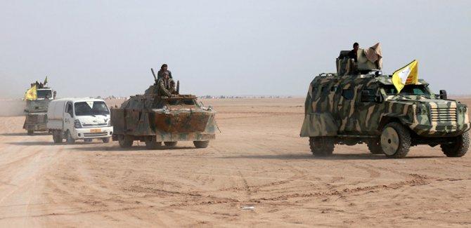 YPG'ye ismini değiştirmesini tavsiye ettik, DSG olarak değiştirdiler