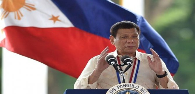 Duterte: Amerika'yı gördüm, berbat