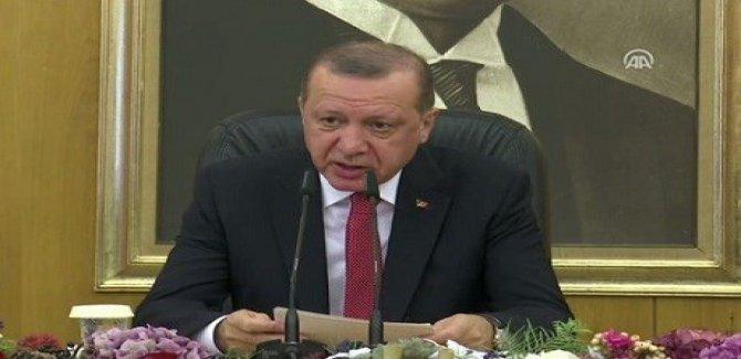 Erdoğan: Ha Elî û ha Welî