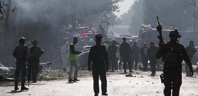 Kabil'de bombalı saldırı: 24 ölü, 42 yaralı