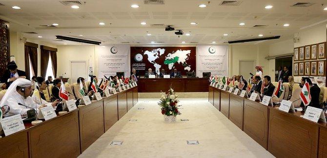 İslam İşbirliği Teşkilatı Olağanüstü Toplandı