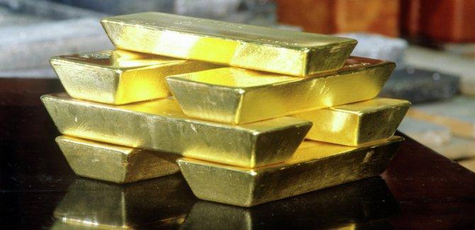 Nazi Almanyası'na ait 4 ton altın bulundu