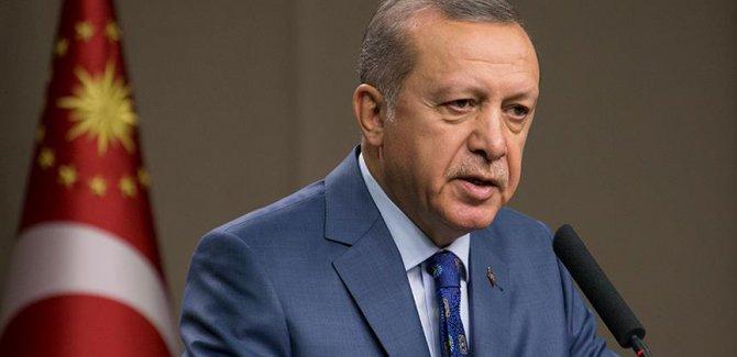 Erdoğan'dan, Mehmet Görmez açıklaması