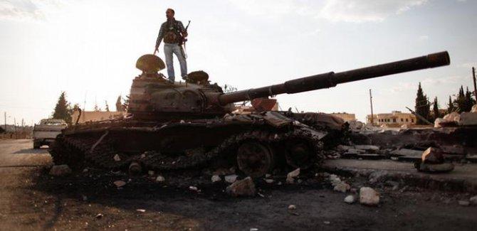 ABD Suriyeli Gurupları destekleme programını bitirdi
