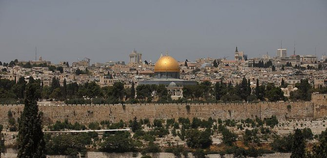 İKGF-Dİ Kudüs'ü 'İslam Dünyası Gençlik Başkenti' ilan etti