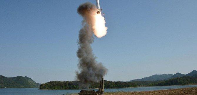 Kuzey Kore, ABD'yi nükleer saldırı ile tehdit etti