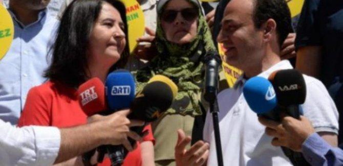HDP Necmettin öğretmen'in öldürülmesi kınadı
