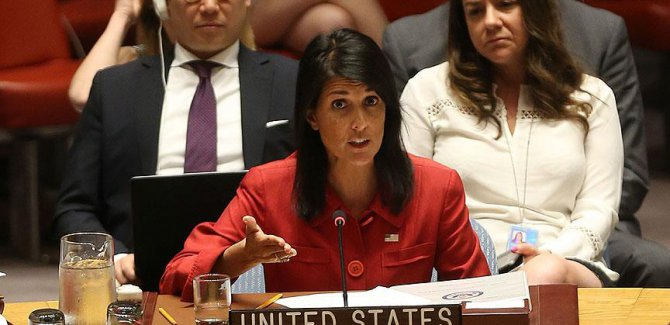 ABD'den Maduro rejimine gözdağı