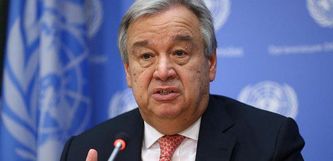 BM, İsrail'e itidalli olma çağrısı yaptı