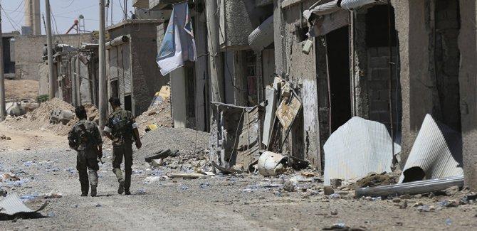 DSG:Rakka'nın yarısını IŞİD'den temizledik