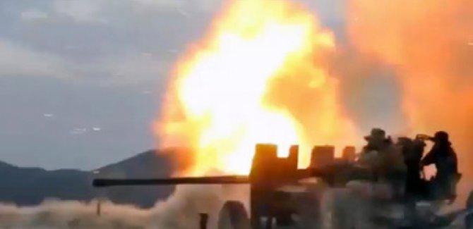 Li sînorê Sûriye û Lûbnanê agirbest hat ragehandin!