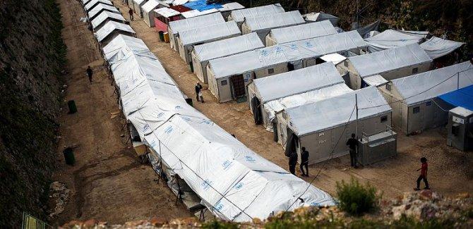 AB'den Yunanistan'a 209 milyon euroluk sığınmacı yardımı