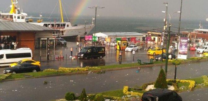 AKOM'dan İstanbul için yeni yağış uyarısı
