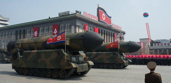 Kuzey Kore yeni füze denemesi gerçekleştirdi