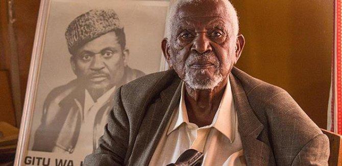 Kenya'nın bağımsızlık hareketi 'Mau Mau'