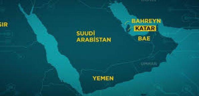 Katar ile Bazı Arap Ülkeleri Arasındaki Kriz