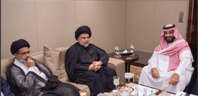Şii liderden Suudi Arabistan'a ziyaret