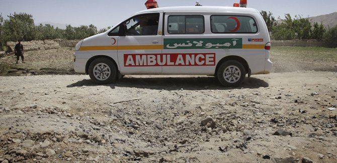 Afganistan'da camiye bombalı saldırı: En az 20 ölü
