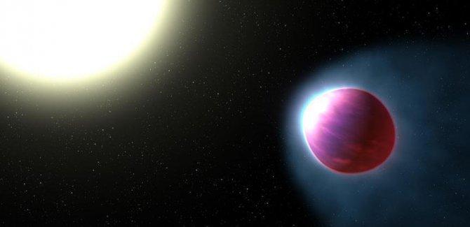 Stratosfer tabakasına sahip 'öte-gezegen' keşfedildi