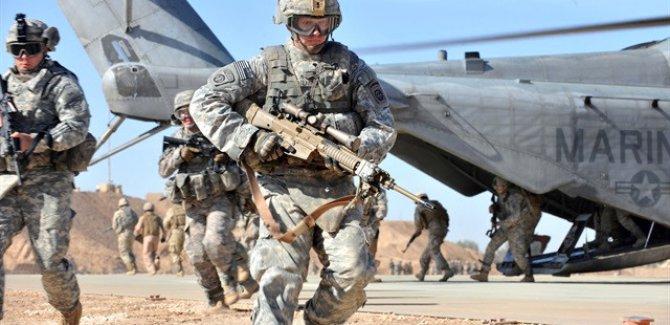 ABD Fitne Kuvvetleri Yemen'e Konuşlandı