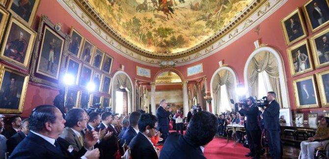 Venezuela'da Kurucu Meclis  toplandı