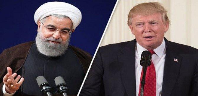 Ruhani'dan Trump'a 'siyasi intihar' uyarısı