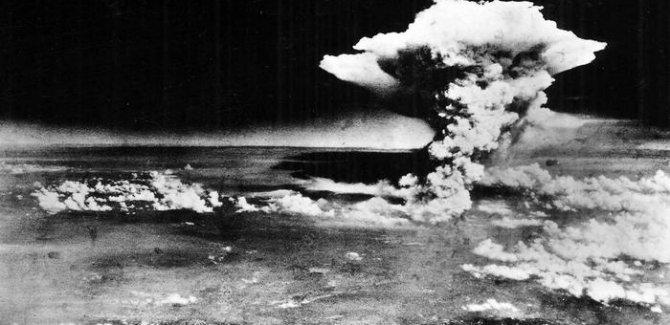ABD Vahşetinin Yıl dönümü,Bugün Hiroşima
