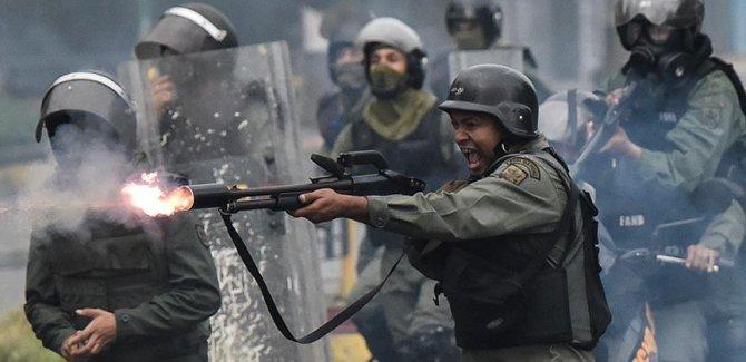 BM'den Venezuela'ya insan hakları uyarısı