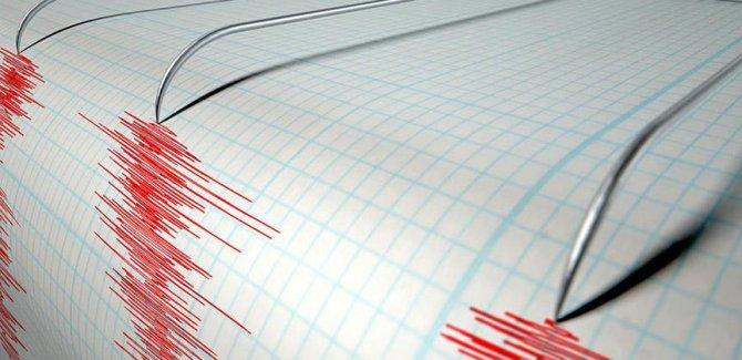Çin'de 7 büyüklüğünde deprem