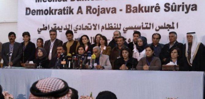 Rojava'da idari sistem yine değişti!