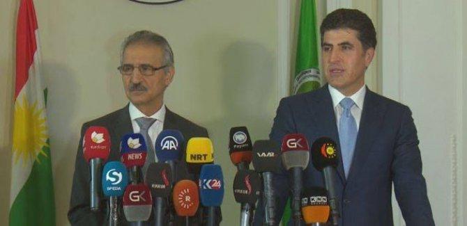 Başbakan Barzani: Karar aldık, parlamento açılıyor