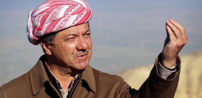 Barzanî: Em rê nadin Heşdî Şebî derbasî axa Kurdistanê bibe