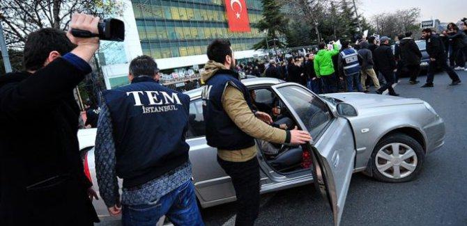 35 gazeteci hakkında ByLock gözaltısı
