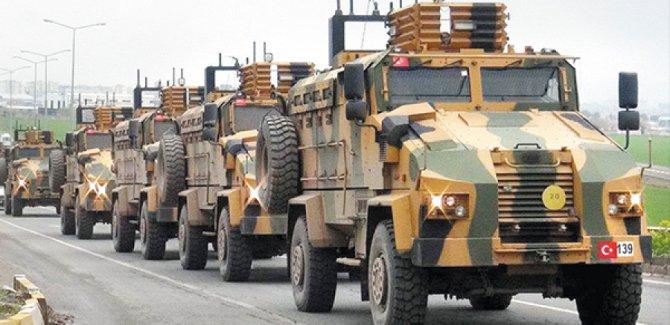 Cizre'de zırhlı aracın geçişi sırasında patlama