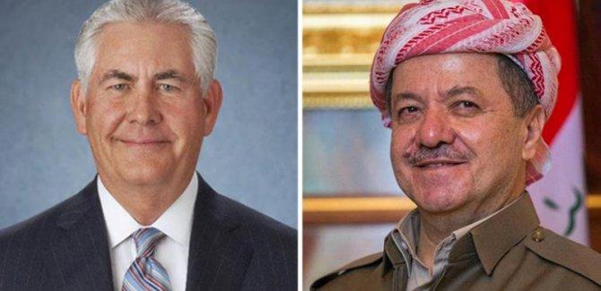 Barzani: Kürt halkı kendi kararını verecek