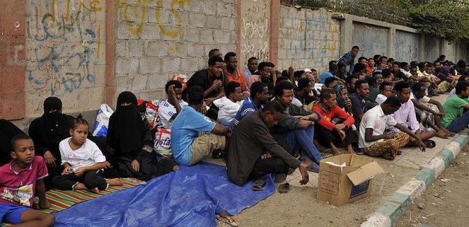 Li Yêmenê hejmara penaberên ji Afrîkayê ji 30 hezarî derbas bû