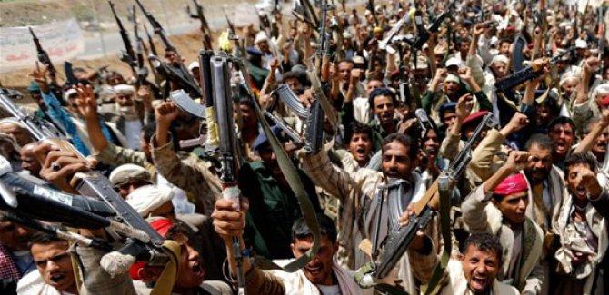 Füzeler hazır, Suudi şehirlerini fethedeceğiz!