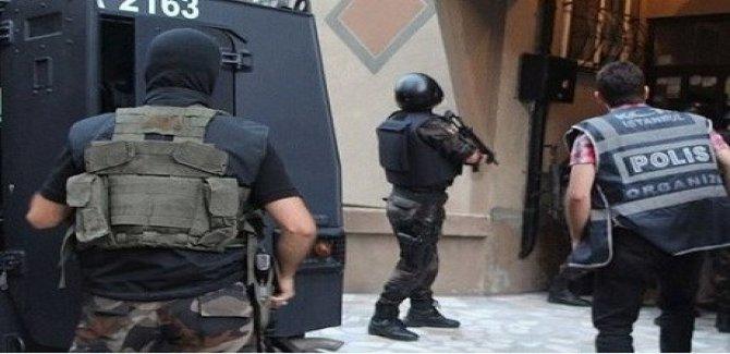 Van'da eşzamanlı operasyon: 23 gözaltı