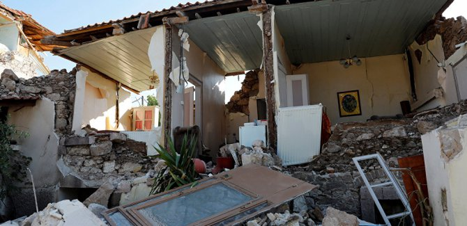 Türkiye'de yaklaşık 10 milyon konutun deprem sigortası yok
