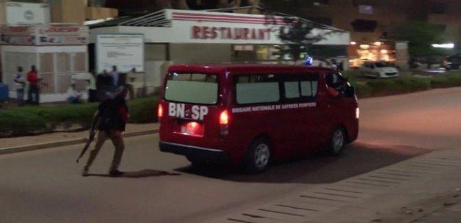 Türk restoranına saldırı: 17 ölü