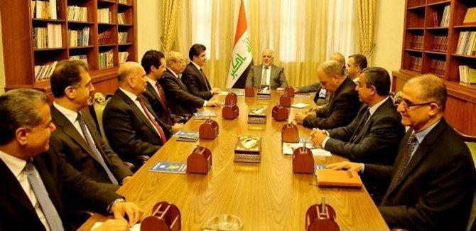 'Hevdîtina heyeta Kurdistanê bi Ebadî re erenî derbas bû'