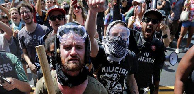 ABD'nin aşırı solu: Antifa