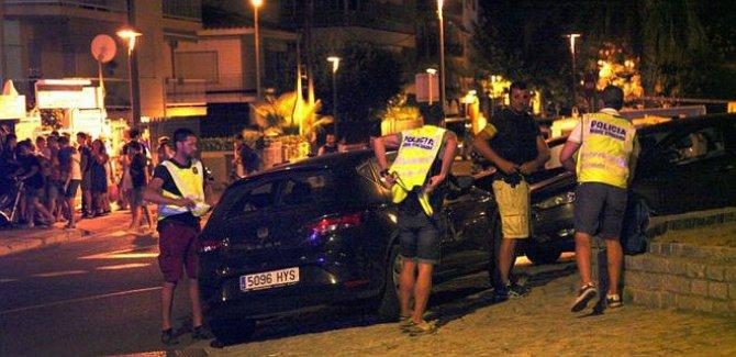Katalonya polisi:Saldırı engellendi, 5 saldırgan öldürüldü