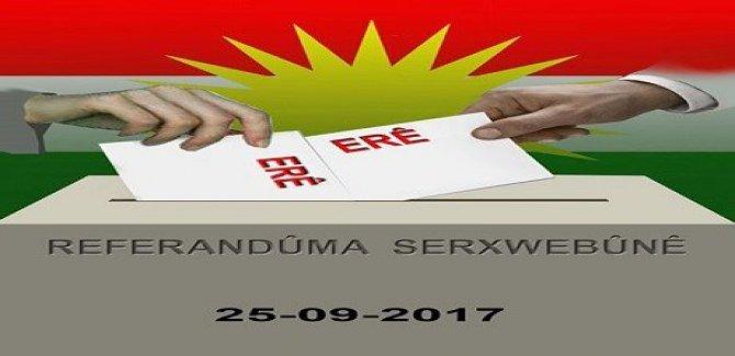 Referandum konferansına OHAL engeli