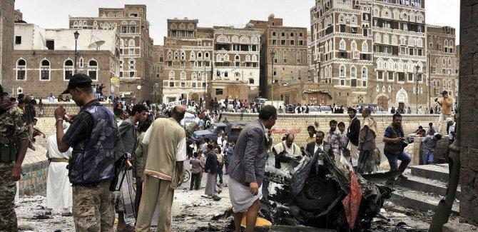 'Yemen'de 8 bin 300'den fazla sivil öldü'