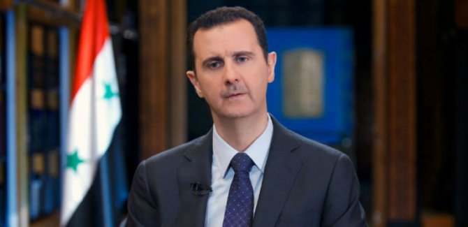 Esad: Batının planları engellendi