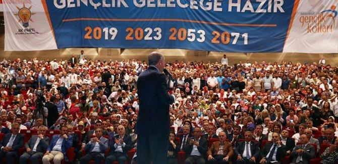 Erdoğan: Kimse racon kesmesin
