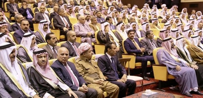 Eşîrên ereb: Pêşeroja me bi Kurdistanê ve girêdayî ye