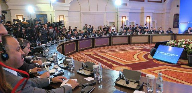 Astana'daki Suriye toplantısı ertelendi