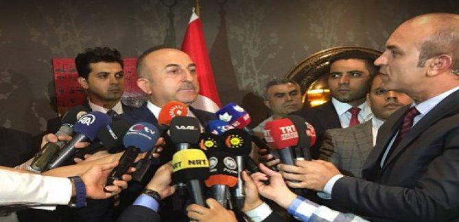 Çavuşoğlu: Kürt Kardeşlerimizin Verilmeyen Hakları Var